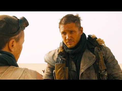Mad Max Fury Road Comic Con Trailer Official - Tom Hardy