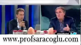Prof  Dr  İbrahim SARAÇOĞLU Çorum Tuzu öneriyor.