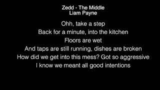 Download Lagu Liam Payne - The Middle Lyrics ( Zedd ) in the Live Lounge Gratis STAFABAND