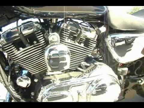 Harley Davidson Sportster XL1200 Cal Coast Motorsports Video