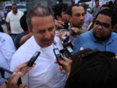 Eduardo Campos plane crash: Brazilian presidential candidate killed