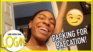 PACK WITH ME FOR SINGAPORE! + Mini Rant About Instagram Fashion ▸ Life With the Logans - S6 EP3