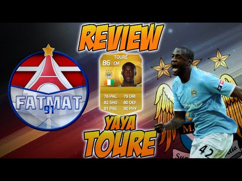 FUT15 | Player Review | Yaya Touré (MC : 86) ! [FR]