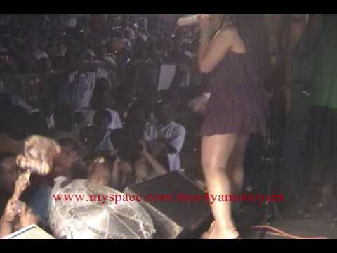 TRINA  PERFORMS NAKED SHAKING HER A$$