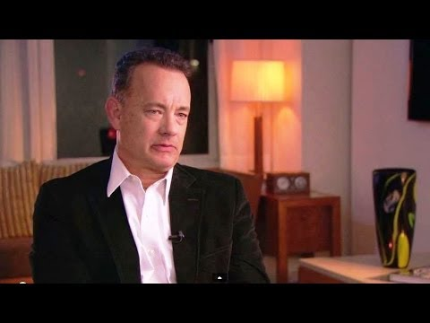 Tom Hanks On The Making Of Saving Mr. Banks - HD Interview - Disney India Official
