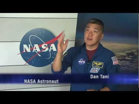 In Their Own Words: Astronaut Dan Tani