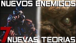 GEARS OF WAR 5 - NUEVOS ENEMIGOS + EL REGRESO DE RAAM (TEORÍA)