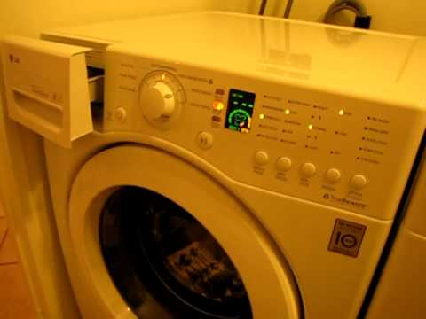 LG Front Load Washer Review Model WM2140CW