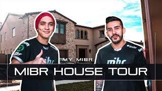 HOUSE TOUR - MY MIBR