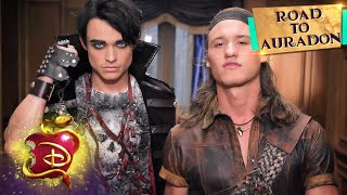 Pirates and New Villains ☠️ | Road to Auradon | Descendants 3