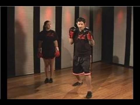 Kickboxing : Straight Reverse Punch Image 1