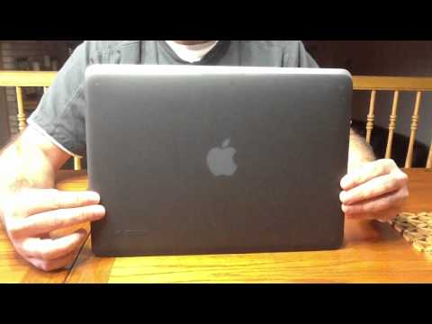 SeeThru SATIN Speck MacBook Air Cover Review