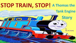Stop train stop! A Thomas the Tank Engine Story - Storytime with Frozendoll - Read Aloud - Kids Book