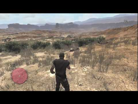 Red Dead Redemption: Best Wolf Hunting Location & Legendary Lobo Wolf ( Very Funny ) In *HD*