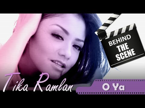Tika Ramlan - Behind The Scenes Video Clip - O Ya - Tv Musik Indonesia - Nstv video
