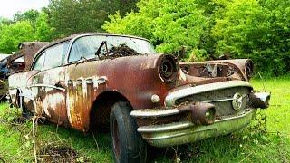 Junkyard 1956 Buick Hack! - Roadkill Ep. 53