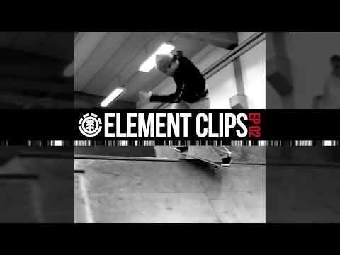 Element Clips - Ep 02 - Jaakko Ojanen, Mason Silva, Nyjah Huston, Phil Zwijsen & More