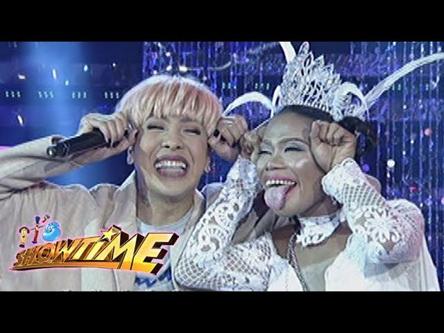 It's Showtime Miss Q & A: Vice and Elsa Droga's funny conversation