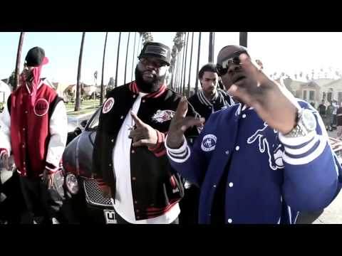 Rick Ross & Triple C's - Gangster Shit (feat. Game) (Official Video)
