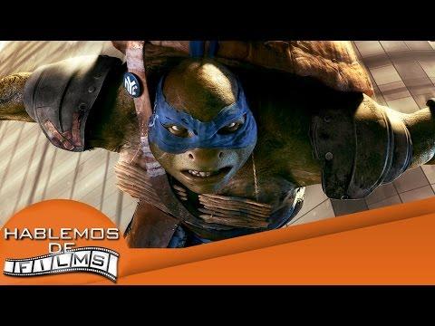 Hablemos de Films - Tortugas Ninja | Crítica / Reseña | - HD
