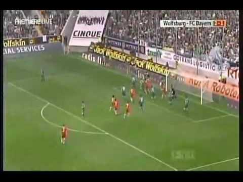 Wolfsburg blamiert Bayern 5:1 allen vorran Edin Dzeko