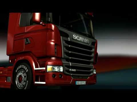 Euro Truck Simulator 2 - Scania preview
