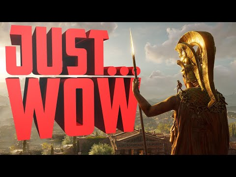 Assassin's Creed Odyssey Proves Something Incredible
