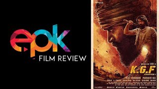 Pakistani Review of South Indian Film KGF - Chapter 1 | Yash | Srinidhi Shetty