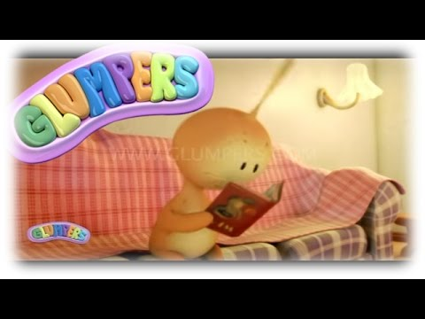 Glumpers, cartoon for kids - Love is Blind and... Shortsighted, Funny video