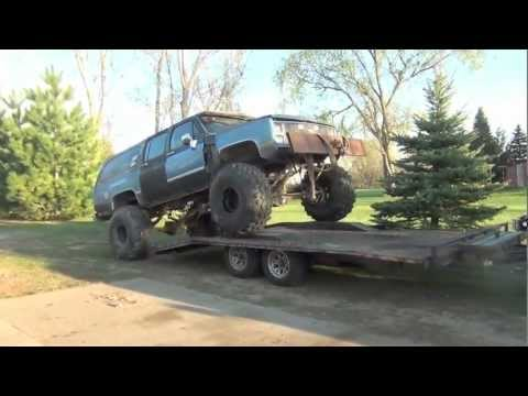 4X4 TRUCK STUCK 4 2 WKS IN SWAMP by MNM OFF-ROAD TEAM