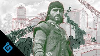 Revealing The Ambitious Development Of Days Gone