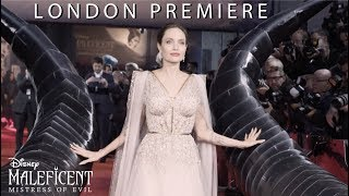 Disney's Maleficent: Mistress of Evil | London Premiere
