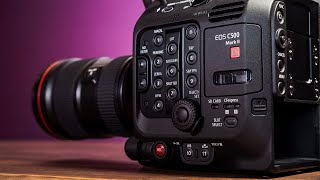 Canon C500 Mark II - The Best Camera I've Ever Used