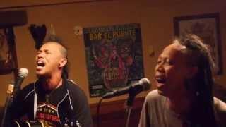 (7.21 MB) MARJINAL luka kita ACOUSTIC LIVE in BAR EL PUENTE LIVE on 20140505 Mp3