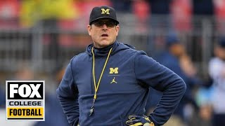 Michigan's Jim Harbaugh: College Football's most underappreciated coach | FOX COLLEGE FOOTBALL