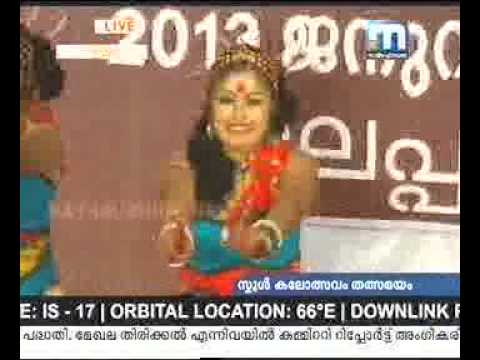 Kerala School Youthfestival 2013 Group Dance 1 video