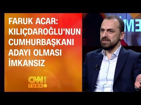 'Kılıçdaroğlu'nun Cumhurbaşkanı adayı olması imkansız'