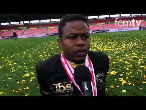 Midtbanespillerens kontrakt løber ud denne sommer, og han søger nye udfordringer. Han kunne ikke have sluttet af på en bedre måde, siger han til FCM TV.