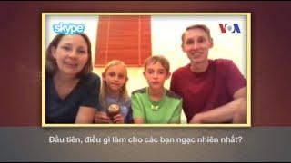 Gia đình Mỹ chu du thế giới chia sẻ trải nghiệm du lịch ở Việt Nam