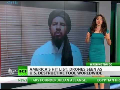 Game of Drones: Who's on America's hit list?