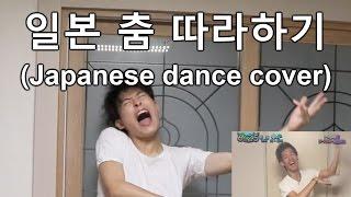 Japanese dance parody 일본 춤 따라하기 西村ヒロチョ グーチョキパー [GoToe PARODY]