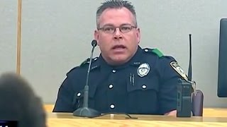 Police Testify AGAINST Fellow Officer In Shooting