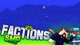 Minecraft Factions SMP #28 - Fishing Epic Items?! (Private Factions Server)