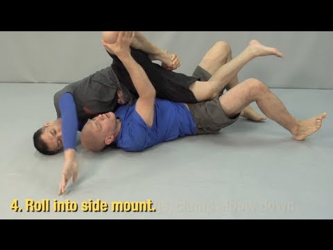 A Dynamic and Effective Half Guard Sweep Image 1