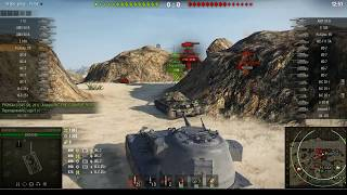 Pz.Kpfw. VII — Немецкий тяжёлый танк 10 уровня-обзор