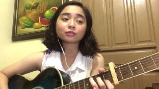 TOO GOOD AT GOODBYES BY SAM SMITH (An Acoustic Cover By Natalia Rivera)
