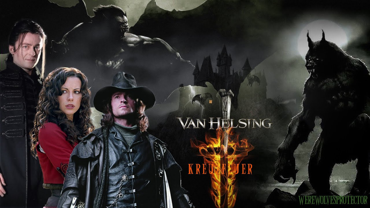 Van helsing werewolf wallpaper hd