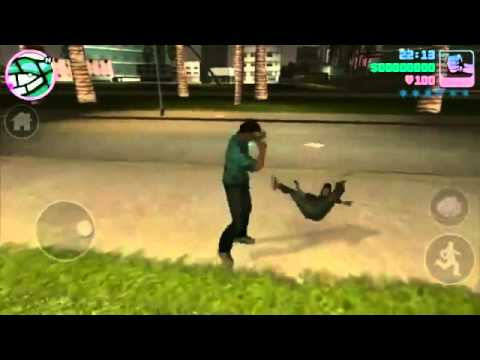 Download GTA Vice City Android Apk + Sd data