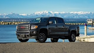 2015 GMC Canyon SLE
