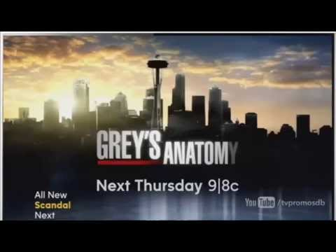 Grey's Anatomy 10x16 Promo -We Gotta Get Out Of This Place thumbnail